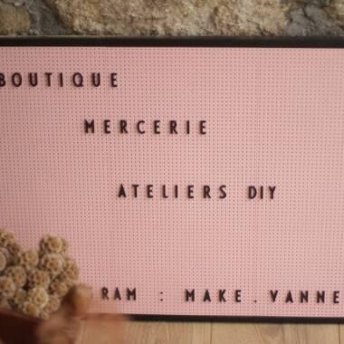 Make vannes
