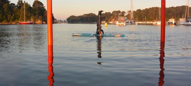 paddle Golfe du Morbihan