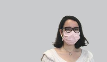 Alicia Jousseaume, étudiante à l'UBS de Vannes